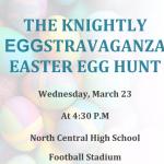 Knightly 'EGG'stravaganza Easter Egg Hunt