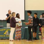 Spring Athletic Awards Recipients