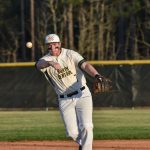 T. Bowers Named All-State in Baseball for 3rd Consecutive Year