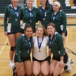 Varsity Volleyball wins NC Tourney!