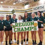 Volleyball wins Region Championship!