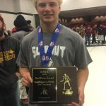 Kalab Haven named AA/A SC Most Valuable Wrestler