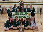 KNIGHTS Volleyball win Region 4-AA Championship