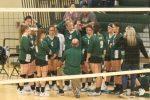 KNIGHTS Volleyball Host Playoff Match
