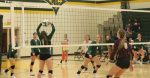 KNIGHTS Volleyball WIN in Quarterfinals