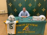 Haven Signs to Newberry for Football and Wrestling