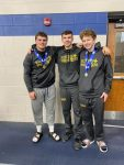 3 Wrestlers Compete for State Championship – Haven wins 4th State Title