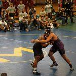 Bedford High School Boys Varsity Wrestling finishes 8th place