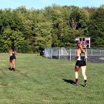 Bedford High School Girls Varsity Cross Country finishes 2nd place