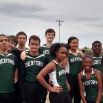 Bedford High School Boys Varsity Cross Country beat Maple Heights High School 15-40