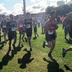 Bedford High School Boys Varsity Cross Country finishes 13th place