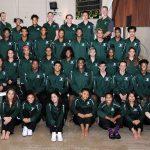 Bedford High School Boys Varsity Swimming falls to Madison High School 96-60