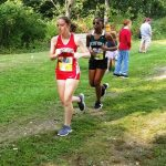 Bearcat Cross Country Runner Kaylyn Collins Participates in First High School XC Invitational