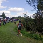Kaylyn Collins Competes at CVNP Woodridge Invite