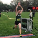 Aaron Needham Breaks 19 minute mark to earn All-LEL Honors in LEL Cross Country Championships