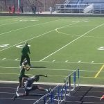 Bedford Varsity Track Defeats Cleveland Heights