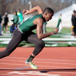 Bedford Boys Track defeats Maple & Warrensville in Double Dual Meet at Warrensville