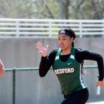 Lady Bearcats Track takes 3 at Bedford's Kimberly Relays