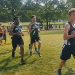 Barrett & Jeffries Compete for BHS XC at Patriot Invite