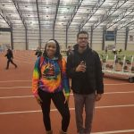 Bearcats Show Promise at Spire Indoor Track Meet