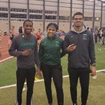 Bearcats place at All-Star Track Meet