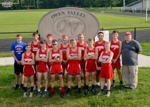 2018-19 Boys Cross Country