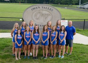 2018-19 Girls Cross Country