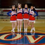 2018-19 OVHS Patriot JV Cheer