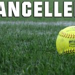 Softball Trip Cancelled