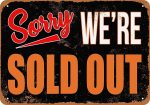 Tickets Sold Out for Friday's 9/18 Homecoming Game