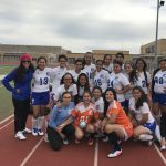 C E King High School Girls Junior Varsity Soccer beat Channelview High School 3-1