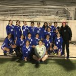 Girls Junior Varsity Soccer beats Channelview 1 – 0