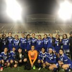 Girls Varsity Soccer beats Channelview 3 – 1