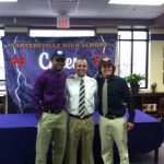 2 Canes Sign Football Scholarships