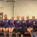 Gymnastics Wins Quad Meet