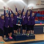 Canes 2nd in Gymnastics Invitational