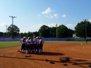 LAdy Canes vs Pickens County 08/27/2015