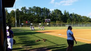 09-17-2015 vs Ridgeland Panthers