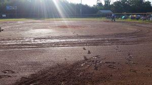 09-10-2015 vs Gilmer rainout
