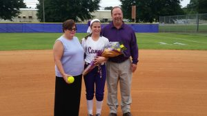 Senior Night vs S.E. Whitfield