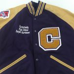 Letterman Jacket Fittings: May 10th