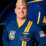 Cartersville Football, Wrestling, & Track Alumni, now U.S. Marine, to return home with Blue Angels for Georgia airshow