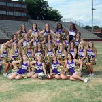 Varsity Football Cheerleading 2017