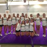 Varsity Competition Cheerleading 2017