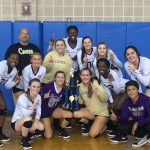 Volleyball Wins 14th Straight Bartow County Championship