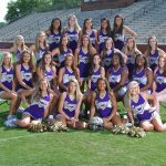 Varsity Football Cheerleading 2018