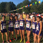 Canes XC Competes in Jesse Owens Classic