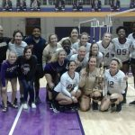 Cartersville Volleyball Wins 3rd Straight Region 5-AAAA Championship