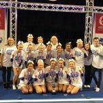 Cheerleading Wins 2018 AAAA State Championship!!!