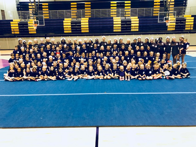 2019 Canes Cheer Camp   June 3rd-6th
